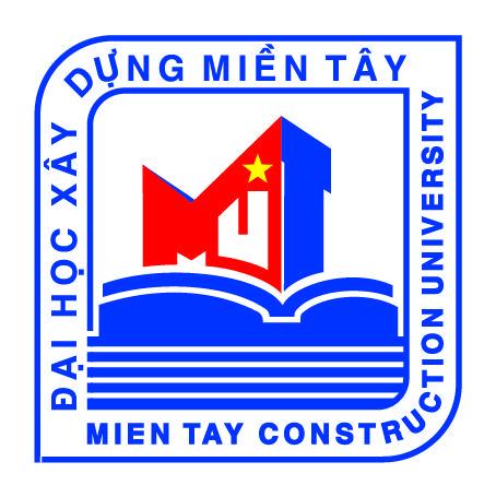 Logo ĐH Xây dựng Miền Tây