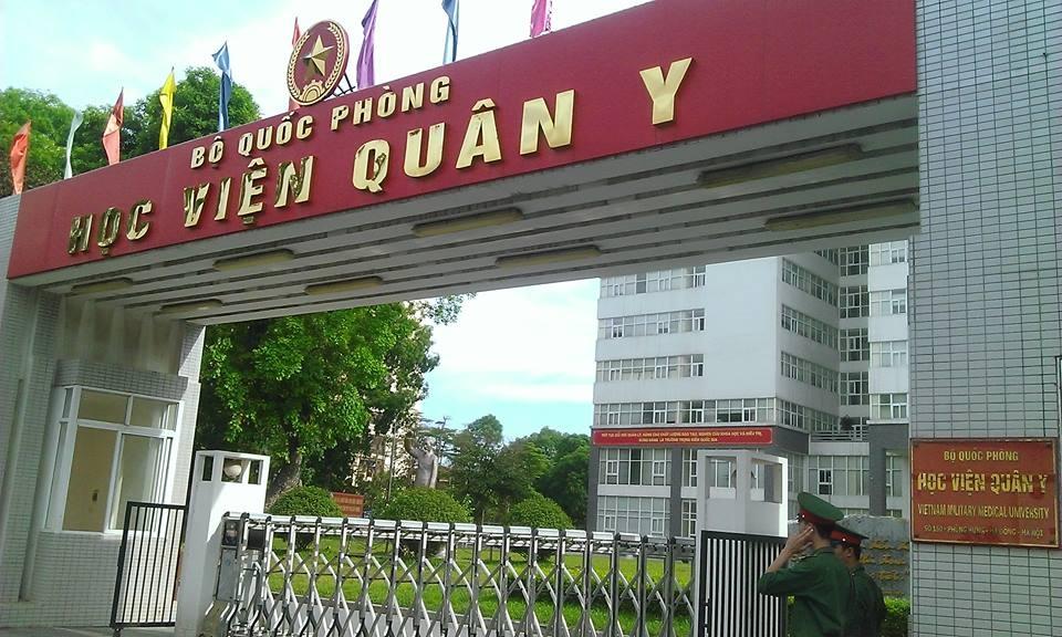 Học viện Quân Y Hà Nội