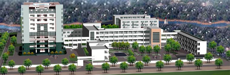 Mô hình trường ĐH Xây dựng miền Tây