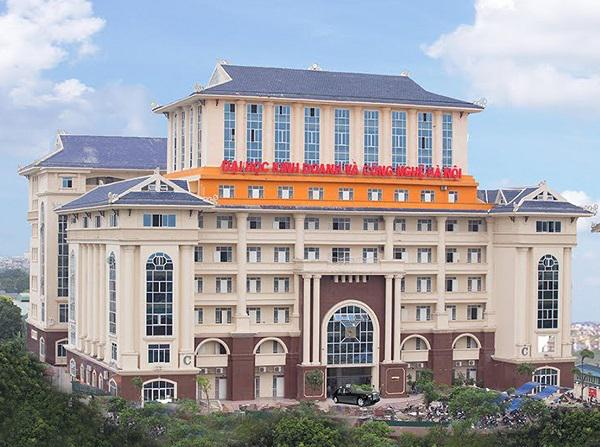 Trường Đại học Kinh doanh và Công nghệ