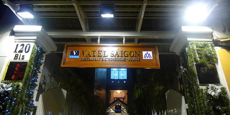 Cơ sở vatel Sài Gòn