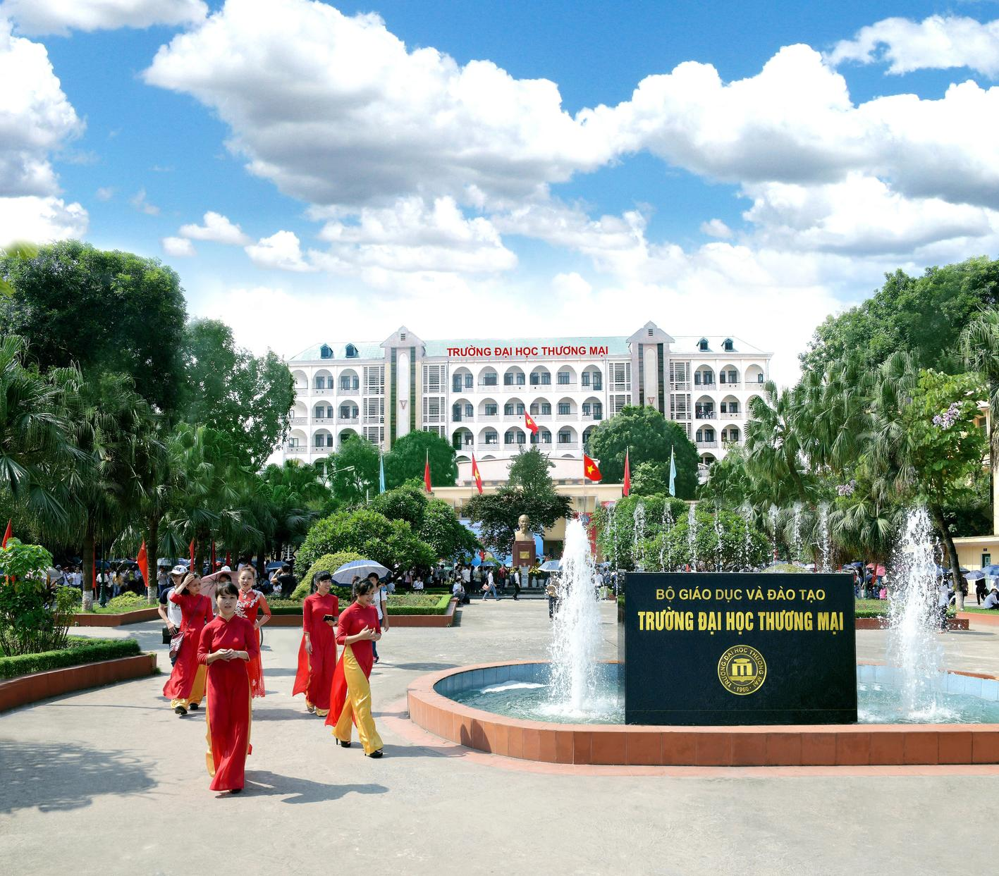 Trường Đại học Thương mại Hà Nội