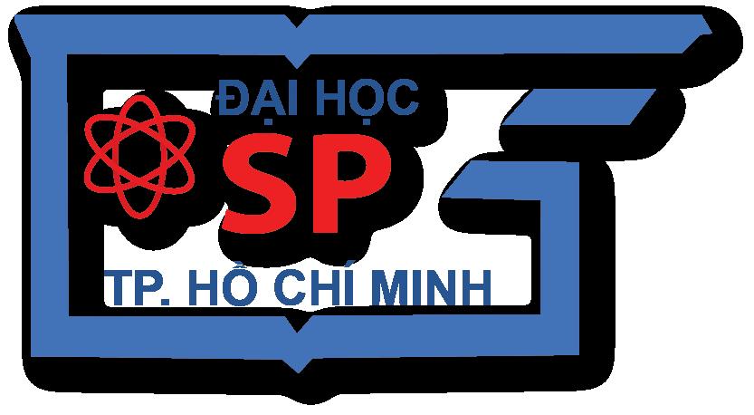 Logo đại học sư phạm tphcm