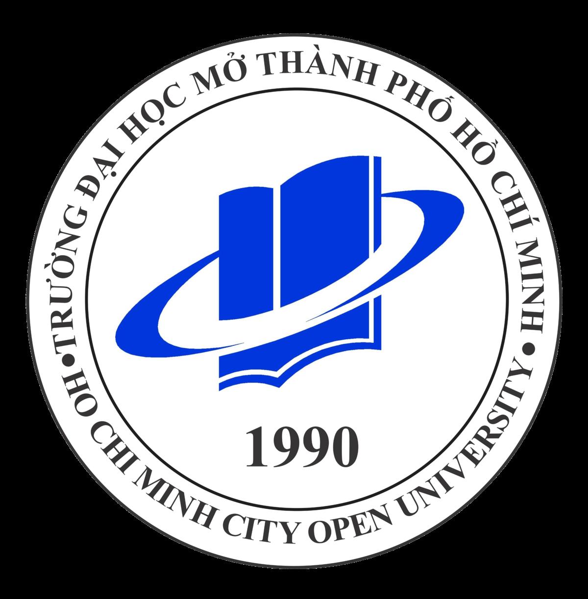 Logo Đại học Mở Thành phố Hồ Chí Minh