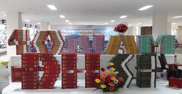 Thư viện trường Đại học Sư phạm Tp.HCM