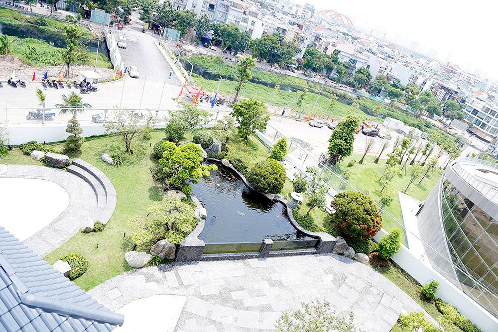 Tổng quan Đại học Văn Lang cơ sở 1