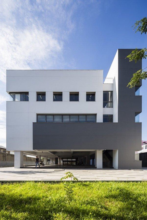 Đại học Kiến trúc Tp. HCM cơ sở thủ đức
