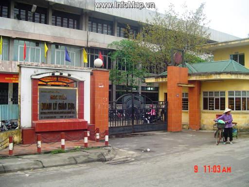 Học viện quản ly giáo dục