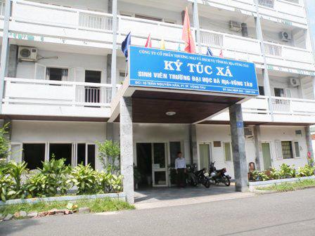 Ký túc xá trường đh Bà Rịa Vũng Tàu
